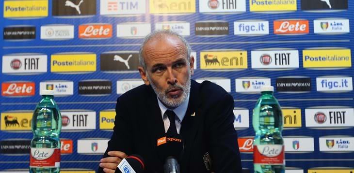"""European Qualifiers. Nicolato: """"I expect a complicated match against Ireland"""""""