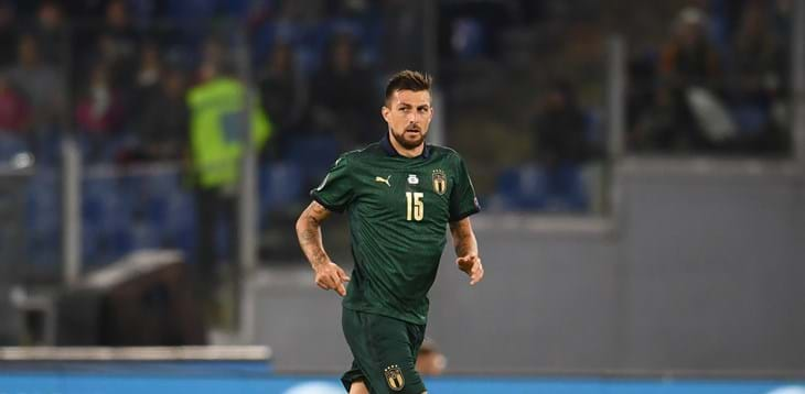 """Acerbi's determination: """"We're going to Bosnia to win, it will be a derby against Dzeko"""""""