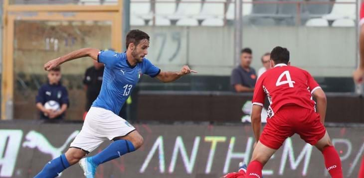 """Italy vs. Iceland up next. Ranieri: """"A difficult game, but we will get all three points"""""""