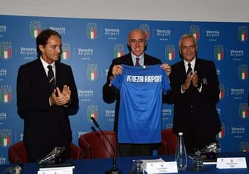 FIGC and Save together as Venice Airport becomes the Official Hub of the Italy National Teams