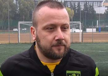 Intervista video all'allenatore del Frosinone Massimiliano Izzo