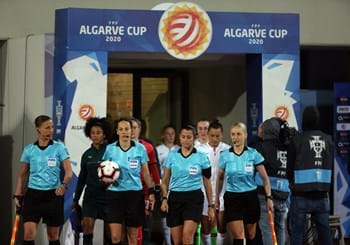 Coronavirus emergency: Italy forfeit the Algarve Cup final in order to return to Rome as soon as possible