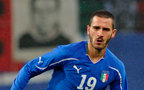 From Bari to the National Team, Bonucci's ten years for the Azzurri