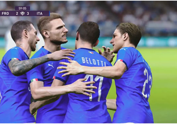 UEFA eEuro2020: the Azzurri win their group to qualify for the final tournament