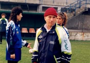 Sergio Guenza, who coached the Women's National Team in the 1980s and 1990s, has passed away
