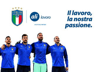 Ali S.p.A is an Official Partner of the Italy men's National Teams: a new, all-Italian alliance is born