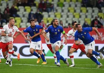 Highlights: Polonia-Italia 0-0