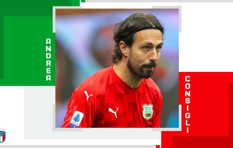 Andrea Consigli rated as best Italian player on matchday 30 by the media