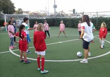 Girl's Football Open Day