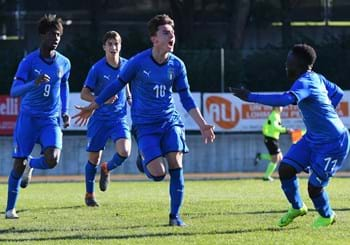 Nazionale Under 16 Italia-Turchia