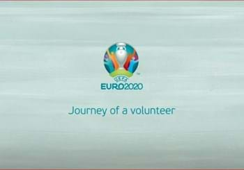 EURO2020 - Journey of a volunteer