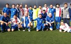 Fan Match: Inghilterra-Italia 4-9, una storia di fair play...