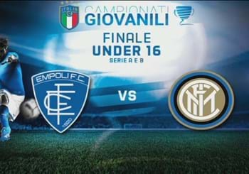 Highlights finale U16 AB - Empoli - Inter