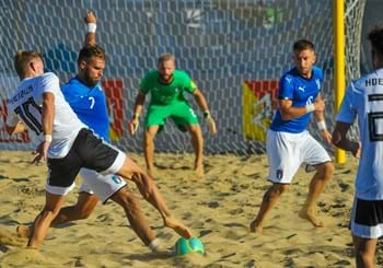 Nazionale Beach Soccer Italia - Germania